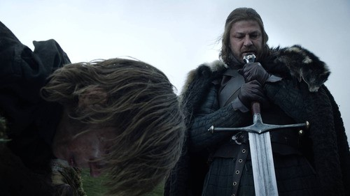 Passing the Sentence: Public Execution as a Motif on Game of Thrones