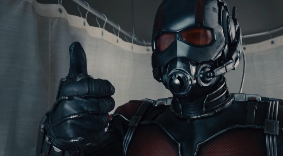 """His Superpower is What?"": Ant-Man and Reaching Saturation Point in Superhero Cinema, Phase II"