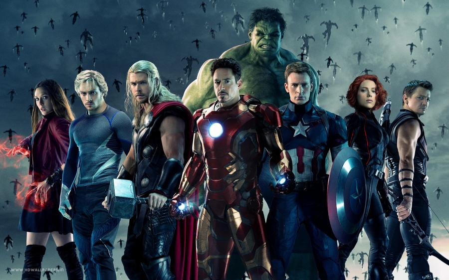 Saturation Point, Phase I: What Age of Ultron Indicates about Superhero Movies