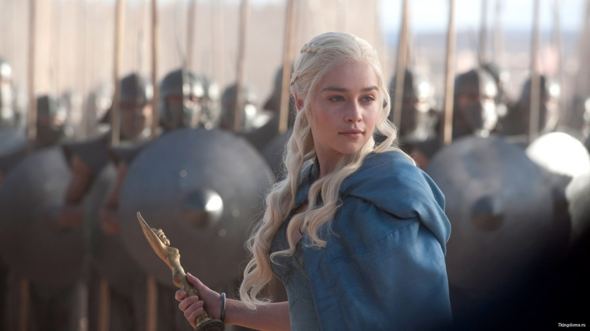 Daenerys Targaryen and other Feminist Pop Culture Heroines