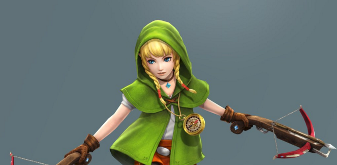 The Adventure of Linkle: Nintendo and Feminism