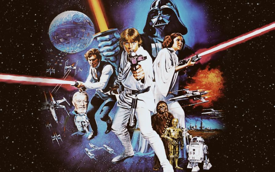 The Force Will be With You, Always: Star Wars as a CulturalEvent