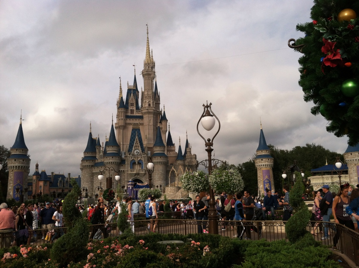 Walt Disney World Vol. 1: Magic Kingdom