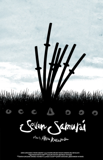 Magnificent Seven Samurai 1