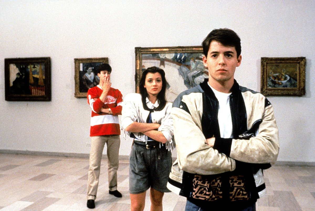 Ferris Bueller should not be the main character in Ferris Bueller's Day Off