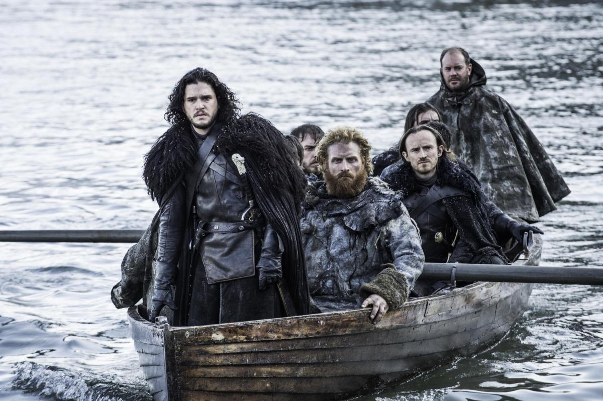 The Gospel of Jon Snow: Christian Allegory in Game of Thrones