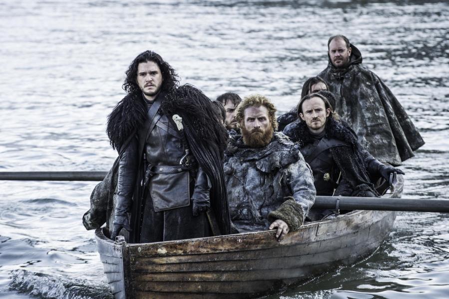 The Gospel of Jon Snow: Christian Allegory in Game ofThrones