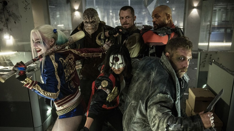 Suicide Squad and the Art of Trivializing Death