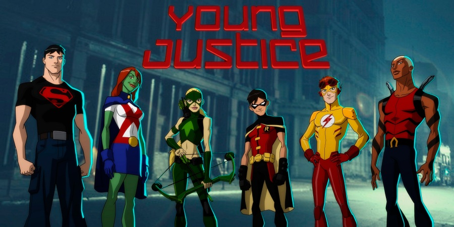 Young Justice: A Light in this Darkness