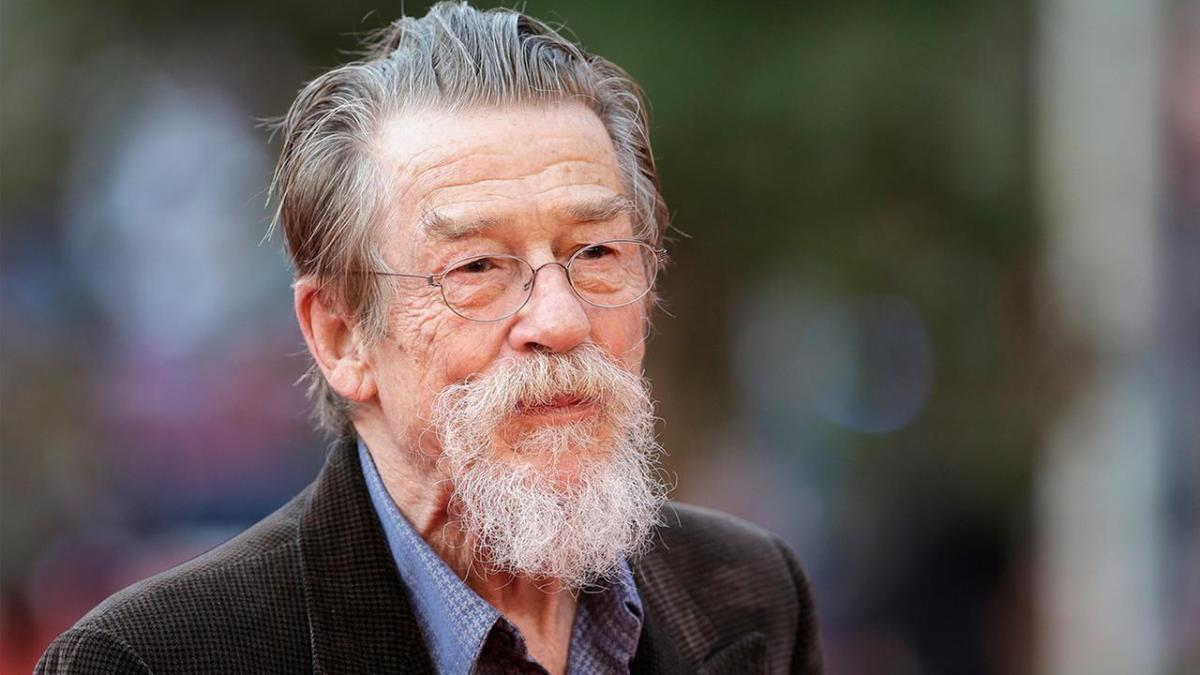 In Memory of Sir John Hurt