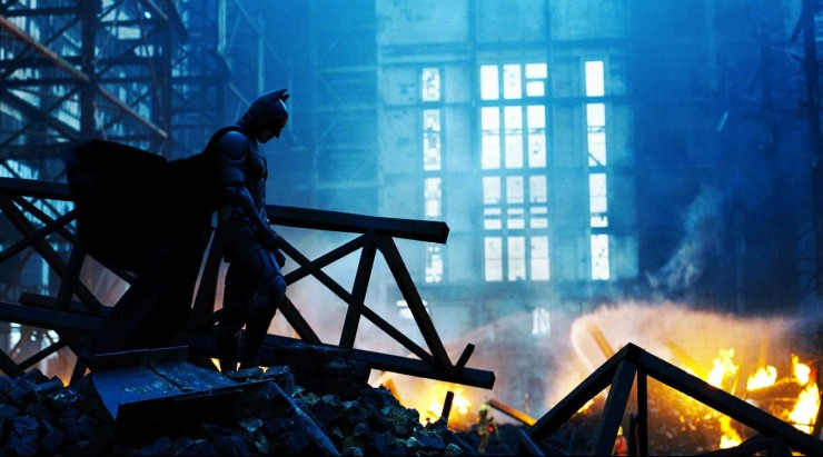 The Dark Knight: 10 YearsLater