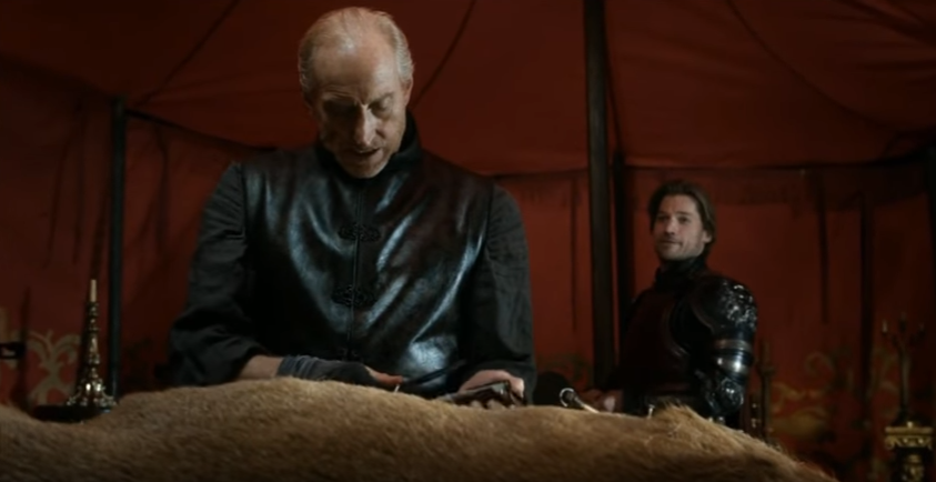 5 (and a half) of My Favorite Game of Thrones Scenes