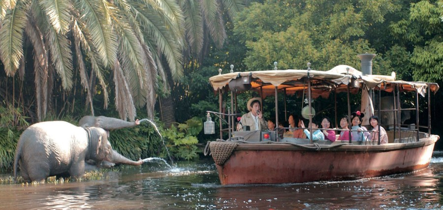 The Jungle Cruise | The Science of Adaptation