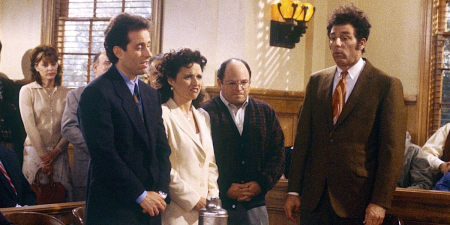 Seinfeld demonstrates how to do a proper clip show episode