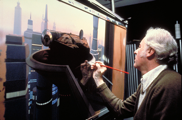 Ralph McQuarrie: The (Other) Man Behind Star Wars