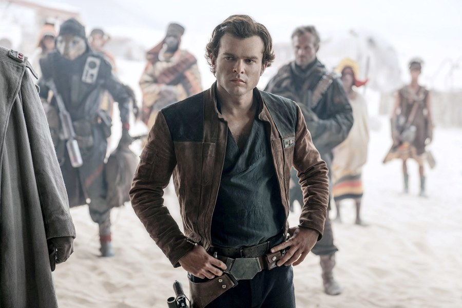 Assorted Thoughts from Solo: A Star Wars Story (And the Last Jedi)