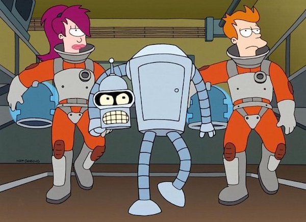 What I Learned fromFuturama
