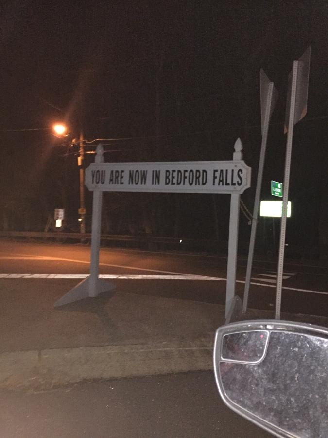 It's a Wonderful Life in Pottersville,NJ