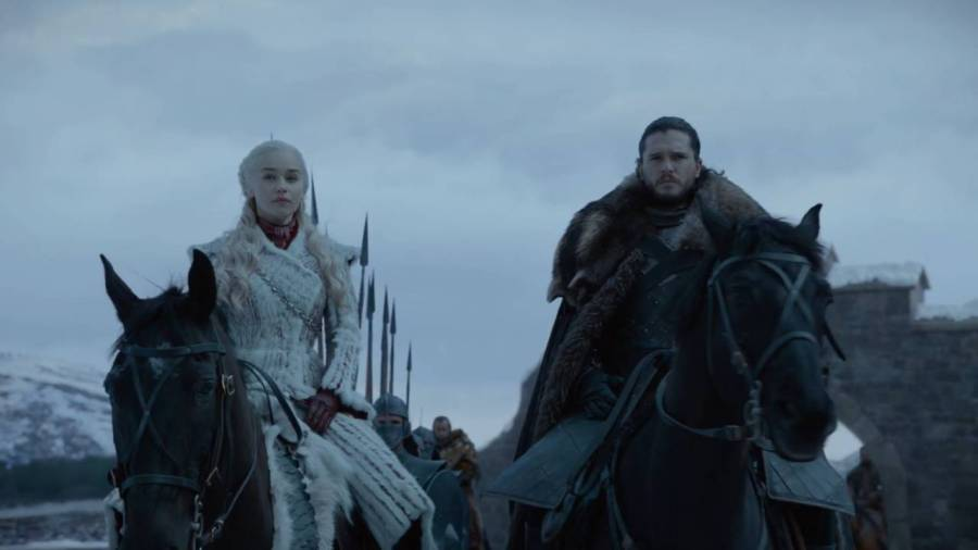 Game of Thrones at theEmmys