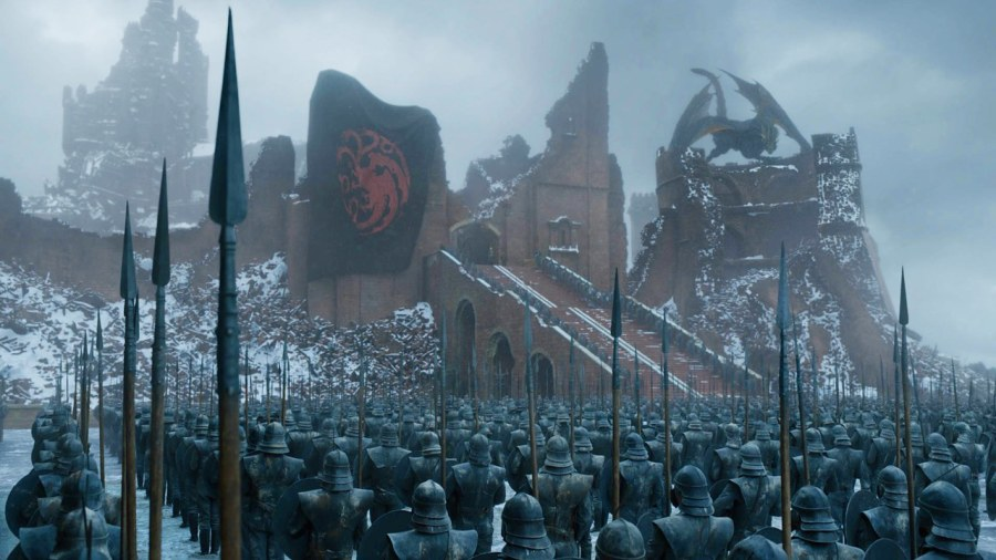 Journey to the Throne, S8E4-6: The King's Landing Episodes / Rewriting Jaime / TheEnd