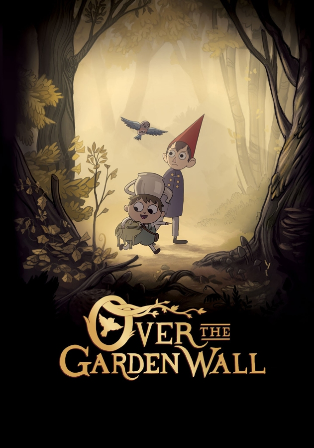 Time for fall? More like Over the Garden Wall!