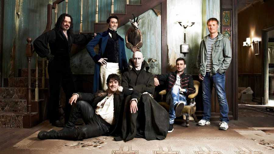 What We Do in the Shadows: The Story of Stu