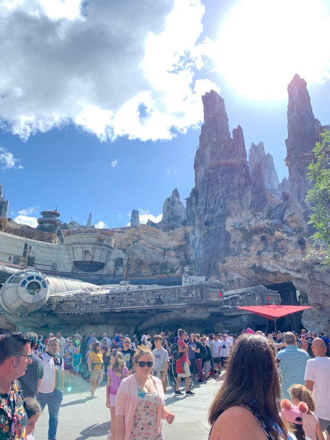 A Visit to Toy Story Land and Star Wars Galaxy'sEdge