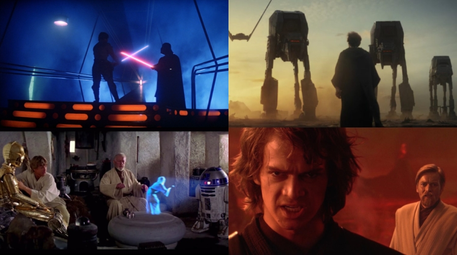 [My] Ranking of the Star WarsMovies