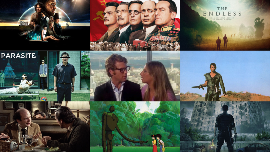 My Friends' Movie Club: Reviewing the first30