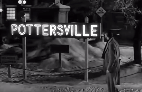 Life in Pottersville: Watching It's A Wonderful Life in2020