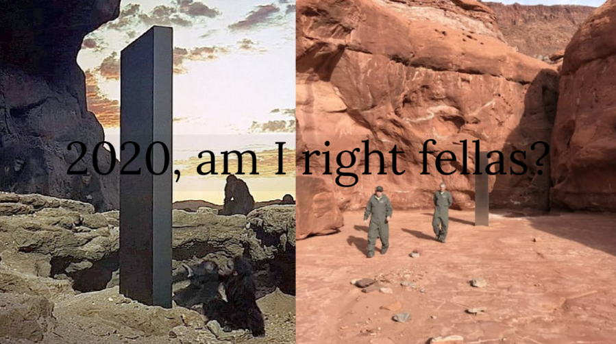 Life Imitates Art: Let's get to the bottom of this monolith nonsense