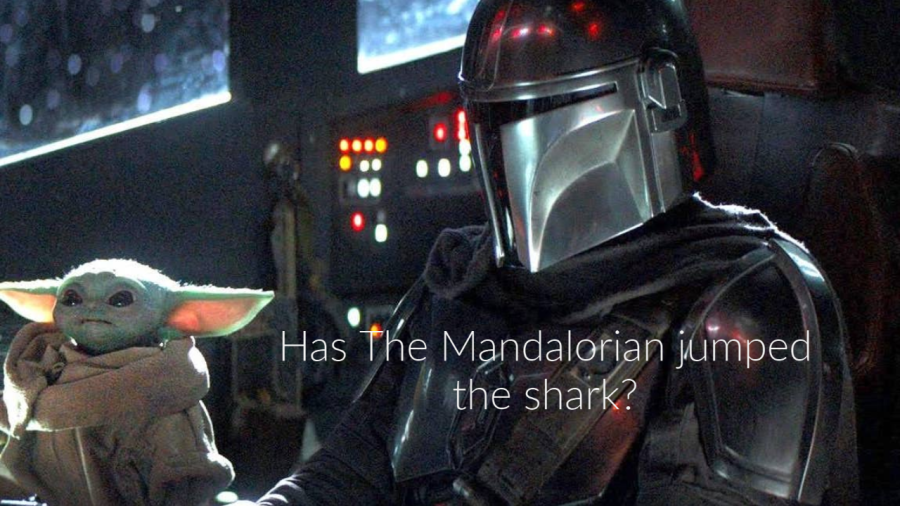 The Mandalorian and the Risk of Separating Characters